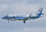 じーく。さんが、那覇空港で撮影した海上保安庁 Falcon 2000EXの航空フォト(飛行機 写真・画像)