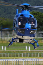 トリトンブルーSHIROさんが、庄内空港で撮影した東北エアサービス EC135P2+の航空フォト(飛行機 写真・画像)