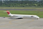 kumagorouさんが、仙台空港で撮影した日本航空 MD-90-30の航空フォト(飛行機 写真・画像)