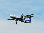 ナナオさんが、石見空港で撮影したANAウイングス DHC-8-402Q Dash 8の航空フォト(飛行機 写真・画像)