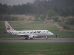 たにしさんが、青森空港で撮影したジェイ・エア ERJ-170-100 (ERJ-170STD)の航空フォト(飛行機 写真・画像)
