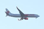 kuro2059さんが、中部国際空港で撮影したタイ・ライオン・エア 737-8GPの航空フォト(飛行機 写真・画像)