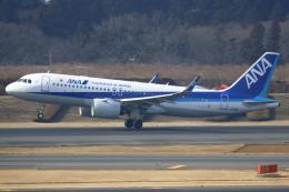 NANASE UNITED®さんが、成田国際空港で撮影した全日空 A320-271Nの航空フォト(飛行機 写真・画像)
