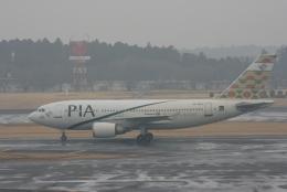 kahluamilkさんが、成田国際空港で撮影したパキスタン国際航空 A310-308の航空フォト(飛行機 写真・画像)