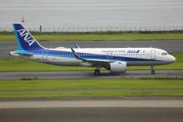 TIA spotterさんが、羽田空港で撮影した全日空 A320-271Nの航空フォト(飛行機 写真・画像)