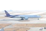 職業旅人さんが、関西国際空港で撮影したタイ国際航空 777-3D7/ERの航空フォト(飛行機 写真・画像)