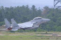ゆたぽんさんが、小松空港で撮影した航空自衛隊 F-15DJ Eagleの航空フォト(飛行機 写真・画像)