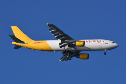 kuro2059さんが、中部国際空港で撮影したエアー・ホンコン A300F4-605Rの航空フォト(飛行機 写真・画像)