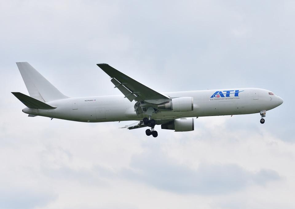 じーく。さんのエア・トランスポート・インターナショナル Boeing 767-300 (N376AN) 航空フォト