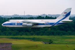 K.Sさんが、成田国際空港で撮影したヴォルガ・ドニエプル航空 An-124-100M Ruslanの航空フォト(飛行機 写真・画像)