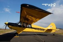 tassさんが、大利根飛行場で撮影した日本モーターグライダークラブ A-1 Huskyの航空フォト(飛行機 写真・画像)