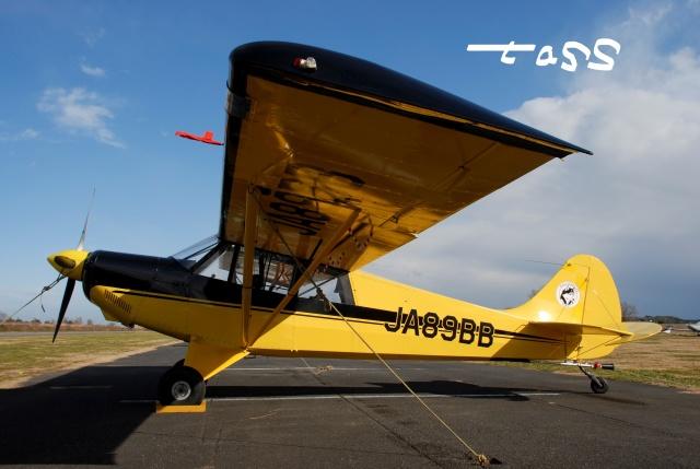 大利根飛行場 - JMGC Otone Airportで撮影された大利根飛行場 - JMGC Otone Airportの航空機写真