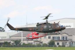 レガシィさんが、宇都宮飛行場で撮影した陸上自衛隊 UH-1Jの航空フォト(飛行機 写真・画像)