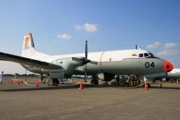 kahluamilkさんが、下総航空基地で撮影した海上自衛隊 YS-11A-206T-Aの航空フォト(飛行機 写真・画像)