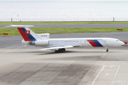TIA spotterさんが、羽田空港で撮影したスロバキア政府 Tu-154Mの航空フォト(飛行機 写真・画像)