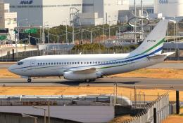 TIA spotterさんが、羽田空港で撮影したジェット・コネクションズ 737-2V6/Advの航空フォト(飛行機 写真・画像)