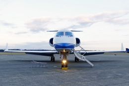 AWACSさんが、茨城空港で撮影した航空自衛隊 U-4 Gulfstream IV (G-IV-MPA)の航空フォト(飛行機 写真・画像)