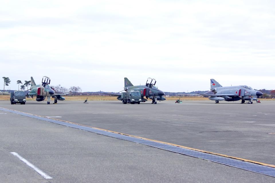 AWACSさんの航空自衛隊 Mitsubishi RF-4EJ Phantom II (77-6392) 航空フォト