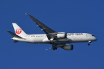 kuro2059さんが、中部国際空港で撮影した日本航空 787-8 Dreamlinerの航空フォト(飛行機 写真・画像)