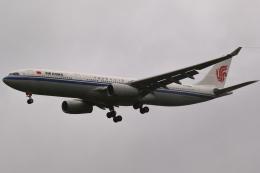 こだしさんが、成田国際空港で撮影した中国国際航空 A330-343Eの航空フォト(飛行機 写真・画像)