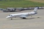 kumagorouさんが、仙台空港で撮影したメトロジェット Gulfstream G200の航空フォト(飛行機 写真・画像)