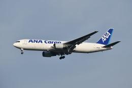 ポン太さんが、成田国際空港で撮影した全日空 767-381/ER(BCF)の航空フォト(飛行機 写真・画像)