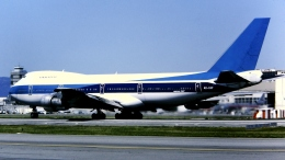 cathay451さんが、ロサンゼルス国際空港で撮影したエル・アル航空 747-258Cの航空フォト(飛行機 写真・画像)