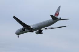 空旅さんが、羽田空港で撮影した日本航空 777-346/ERの航空フォト(飛行機 写真・画像)