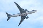 なごやんさんが、中部国際空港で撮影したカタール航空カーゴ 777-FDZの航空フォト(飛行機 写真・画像)