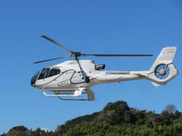 チダ.ニックさんが、静岡ヘリポートで撮影したオートパンサー EC130B4の航空フォト(飛行機 写真・画像)