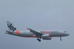 しかばねさんが、シドニー国際空港で撮影したジェットスター A320-232の航空フォト(飛行機 写真・画像)