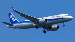 Bluewingさんが、羽田空港で撮影した全日空 A320-271Nの航空フォト(飛行機 写真・画像)