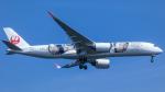 Bluewingさんが、羽田空港で撮影した日本航空 A350-941の航空フォト(飛行機 写真・画像)