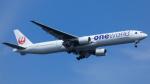 Bluewingさんが、羽田空港で撮影した日本航空 777-346の航空フォト(飛行機 写真・画像)