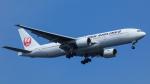 Bluewingさんが、羽田空港で撮影した日本航空 777-289の航空フォト(飛行機 写真・画像)