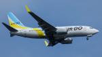 Bluewingさんが、羽田空港で撮影したAIR DO 737-781の航空フォト(飛行機 写真・画像)
