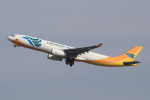キイロイトリさんが、関西国際空港で撮影したセブパシフィック航空 A330-343Eの航空フォト(飛行機 写真・画像)