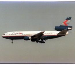 エルさんが、成田国際空港で撮影したカナディアン航空 DC-10-30/ERの航空フォト(飛行機 写真・画像)