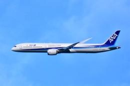 Hiro Satoさんが、スワンナプーム国際空港で撮影した全日空 787-10の航空フォト(飛行機 写真・画像)