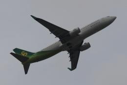 木人さんが、成田国際空港で撮影した春秋航空日本 737-86Nの航空フォト(飛行機 写真・画像)