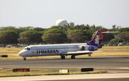 TAKAHIDEさんが、ダニエル・K・イノウエ国際空港で撮影したハワイアン航空 717-22Aの航空フォト(飛行機 写真・画像)