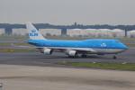 LEGACY-747さんが、成田国際空港で撮影したKLMオランダ航空 747-406の航空フォト(飛行機 写真・画像)