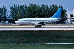 パール大山さんが、マイアミ国際空港で撮影したバハマスエア 737-281の航空フォト(飛行機 写真・画像)