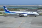 sumihan_2010さんが、那覇空港で撮影した全日空 787-8 Dreamlinerの航空フォト(飛行機 写真・画像)