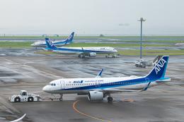 SGR RT 改さんが、羽田空港で撮影した全日空 A320-271Nの航空フォト(飛行機 写真・画像)