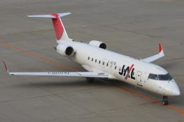 TIA spotterさんが、新潟空港で撮影したジェイエア CL-600-2B19 Regional Jet CRJ-200ERの航空フォト(飛行機 写真・画像)