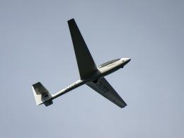 アンドゥ―さんが、長野市滑空場で撮影した長野グライダー協会 SZD-50の航空フォト(飛行機 写真・画像)