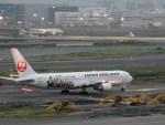 ぶるーすかいさんが、羽田空港で撮影した日本航空 767-346の航空フォト(飛行機 写真・画像)