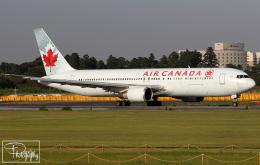 dave_0402さんが、成田国際空港で撮影したエア・カナダ 767-375/ERの航空フォト(飛行機 写真・画像)