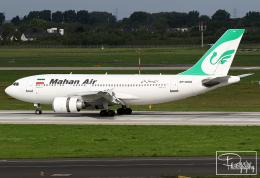 dave_0402さんが、デュッセルドルフ国際空港で撮影したマーハーン航空 A310-304の航空フォト(飛行機 写真・画像)